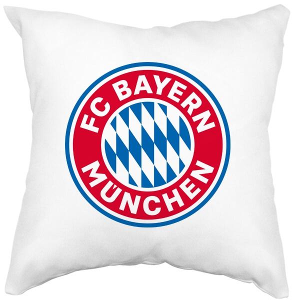 Подушка белая FC Bayern Muchen
