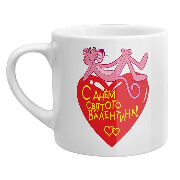 Кофейная чашка С днем святого Валентина