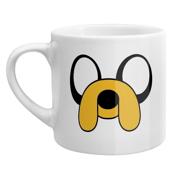 Кофейная чашка Пёс Джейк