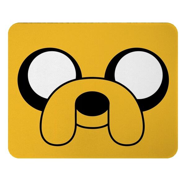 Пёс Джейк, коврик для мыши прямоугольный