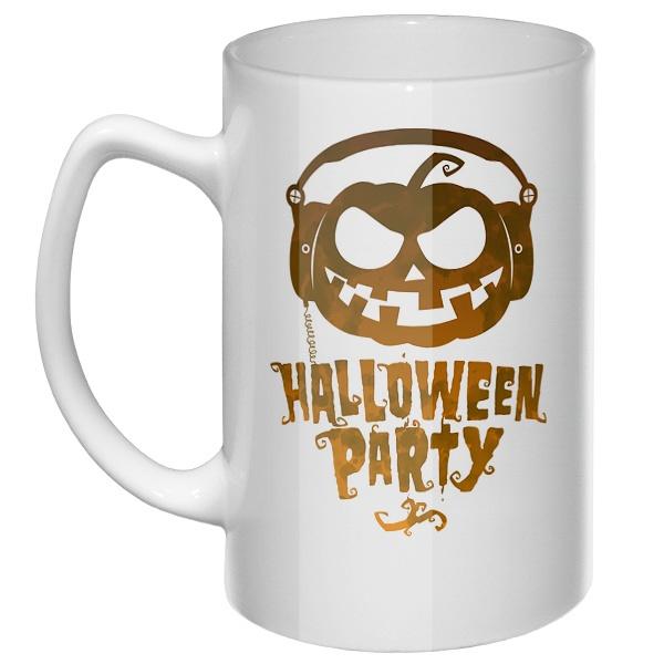 Большая кружка Halloween Party