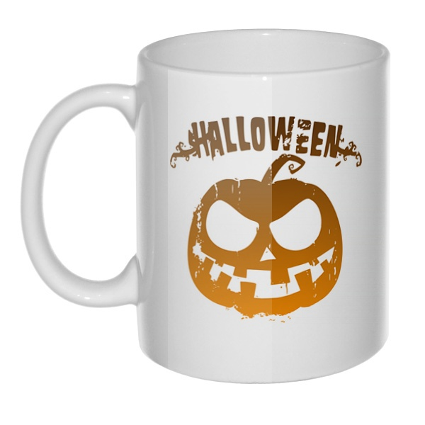 Кружка Halloween