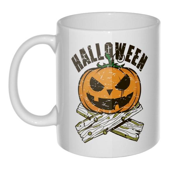 Кружка Хэллоуин