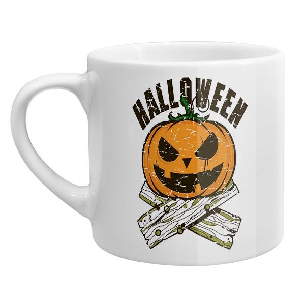 Кофейная чашка Хэллоуин