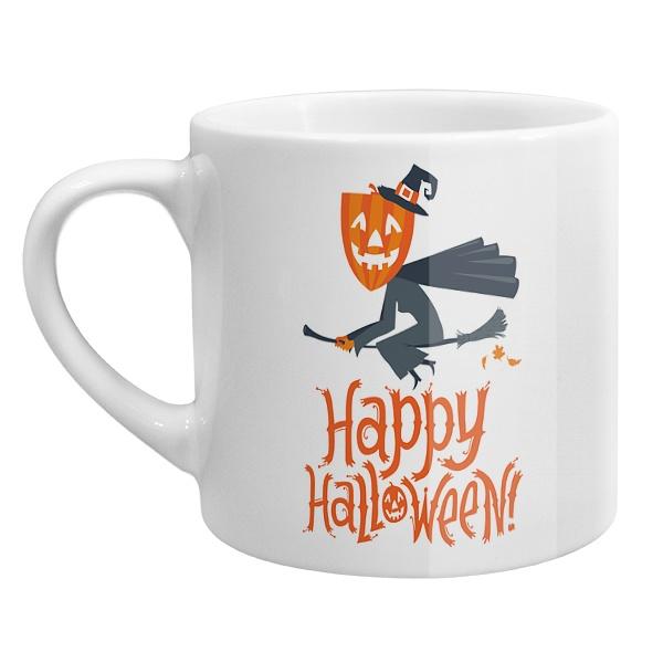 Кофейная чашка Ведьма