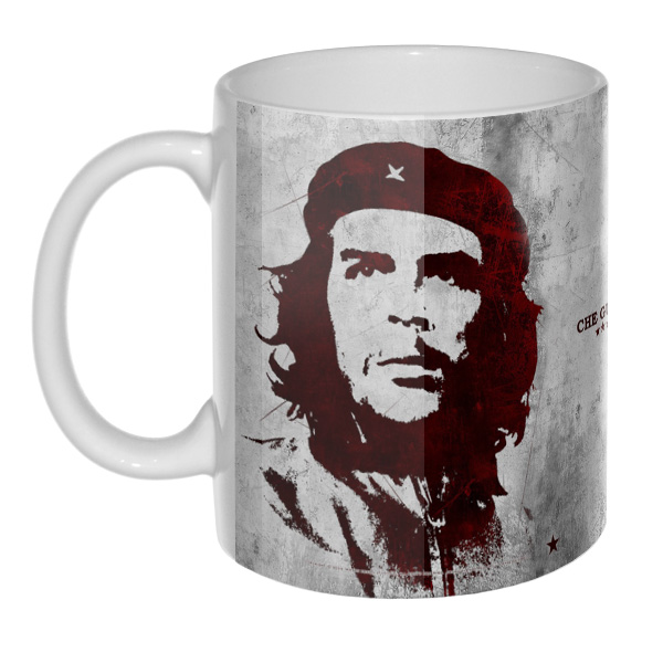3D-кружка Che Guevara (Эрнесто Че Гевара)