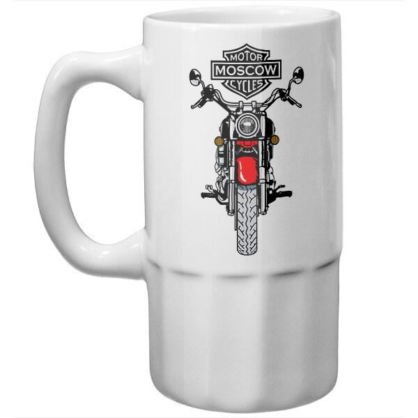 Пивная кружка Moscow Motor Cycles