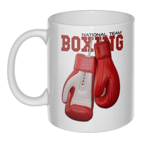 Кружка Боксерские перчатки