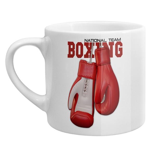 Кофейная чашка Боксерские перчатки