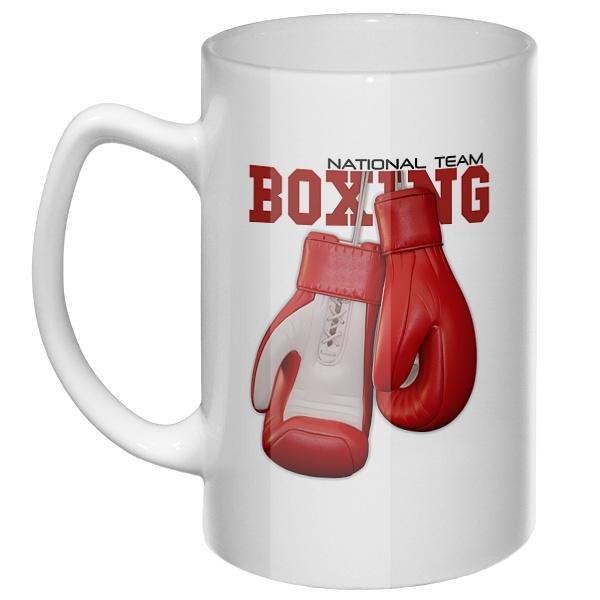 Большая кружка Боксерские перчатки