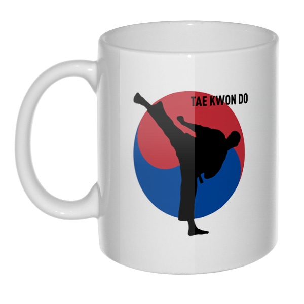 Кружка Tae kwon do