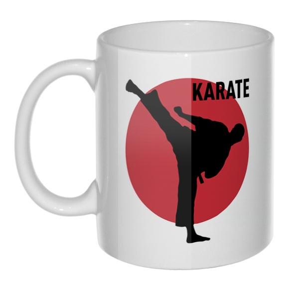 Кружка Karate