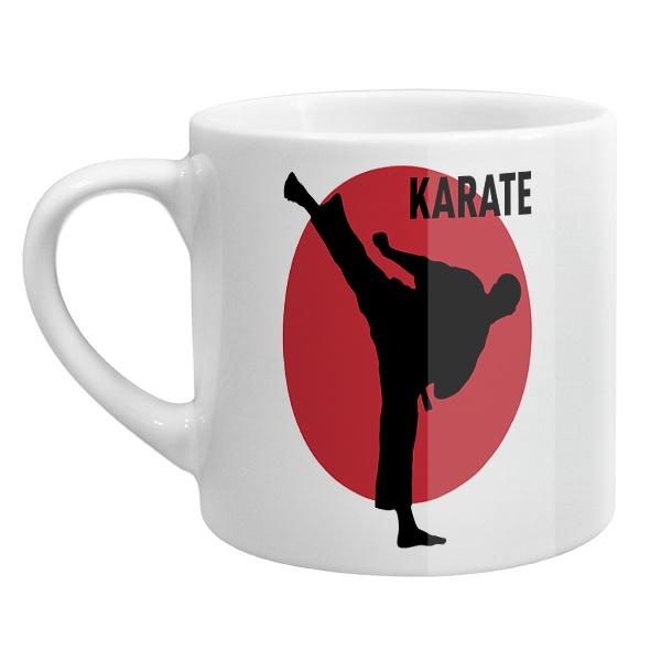 Кофейная чашка Karate