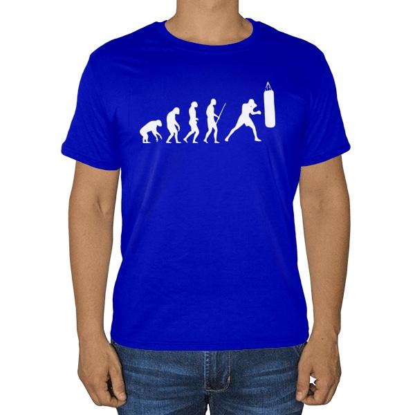 Футболка Эволюция бокса