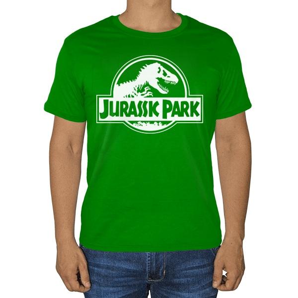 Футболка Jurassic Park