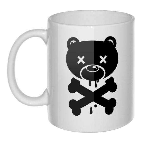 Кружка Медведь-пират