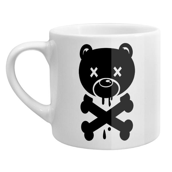 Кофейная чашка Медведь-пират