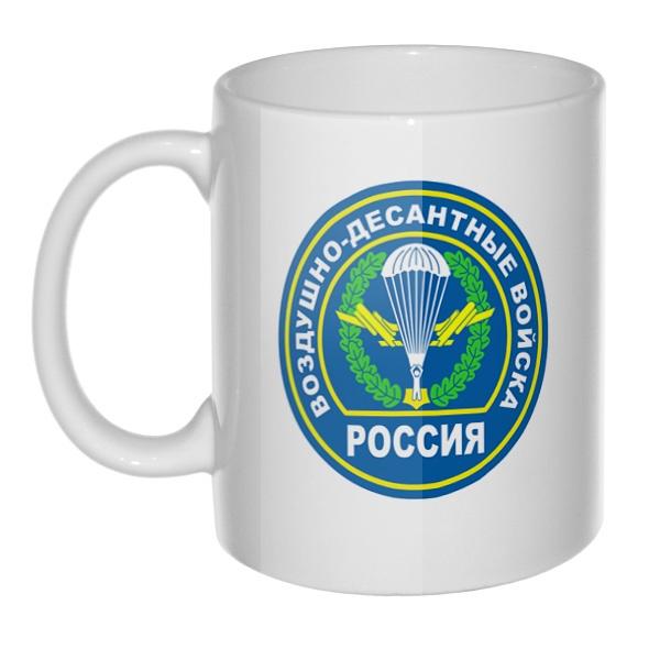 Кружка Воздушно-десантные войска