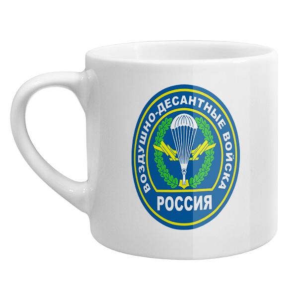 Кофейная чашка Воздушно-десантные войска