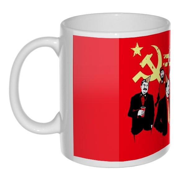 Кружка Communism party