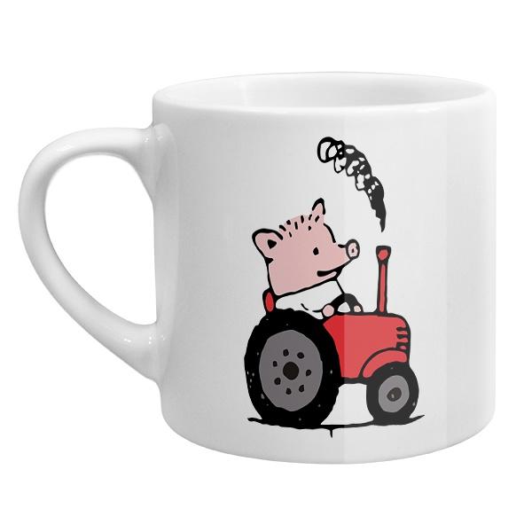 Кофейная чашка Поросёнок Пётр