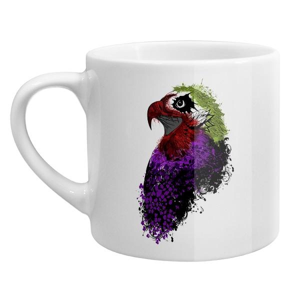 Кофейная чашка Орел Джокер