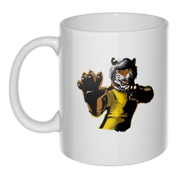 Кружка Тигр-боец