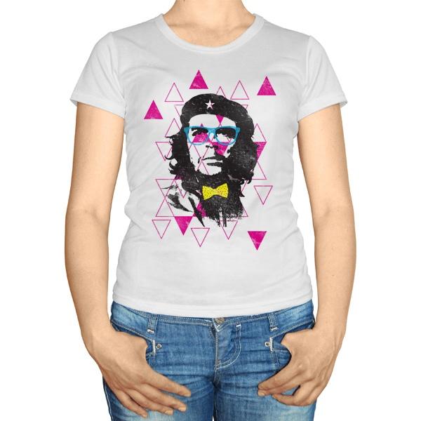 Женская футболка Модный Че Гевара