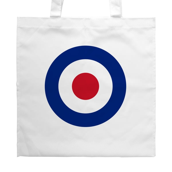 Белая сумка Эмблема ВВС Великобритании