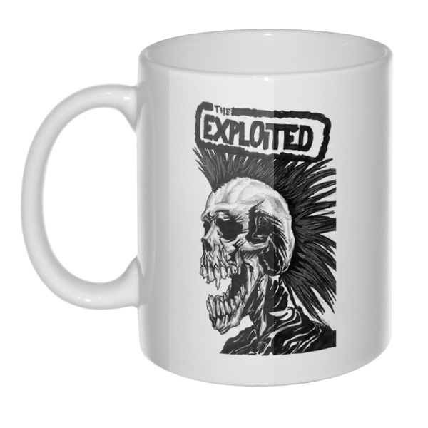 Кружка The Exploited
