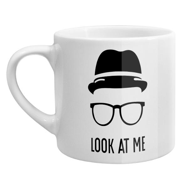 Кофейная чашка Look at me
