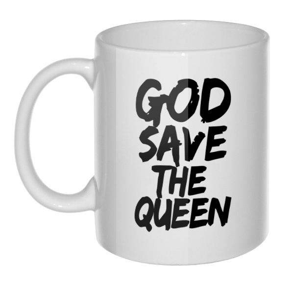 Кружка God Save the Queen