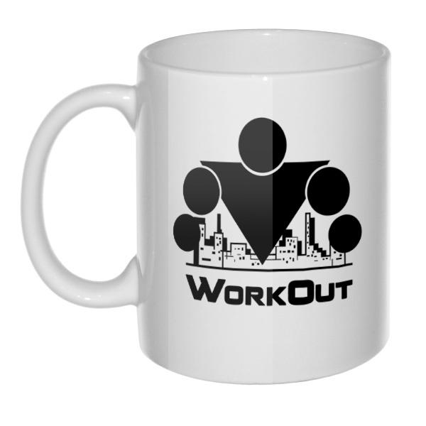 Кружка Workout