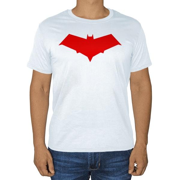 Белая футболка Красный колпак (Red Hood)