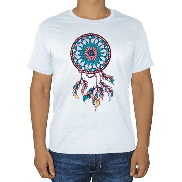 Ловец снов, белая футболка