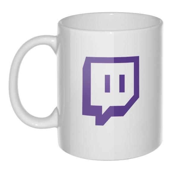 Кружка Twitch