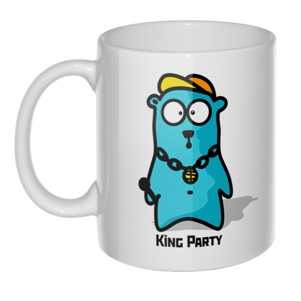 Кружка King party