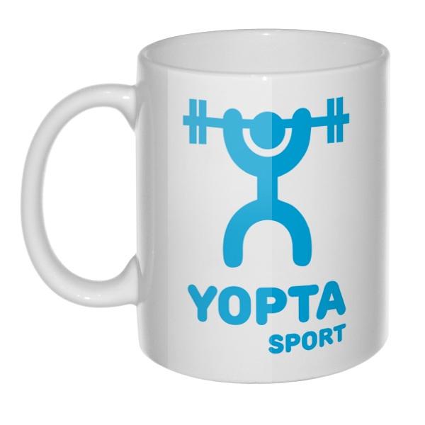 Кружка Yopta Sport