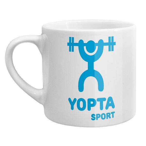 Кофейная чашка Yopta Sport