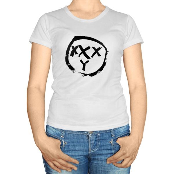 Женская футболка Oxxxymiron
