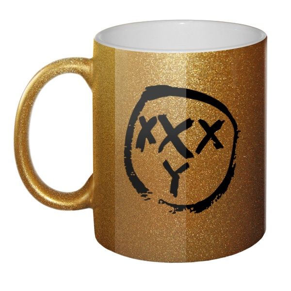 Кружка блестящая Oxxxymiron