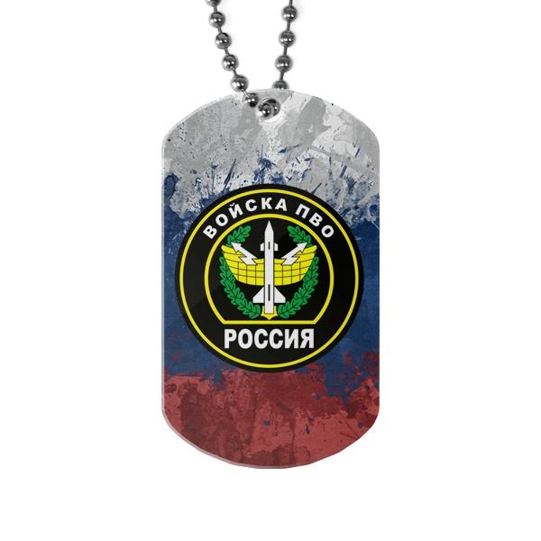 Жетон с эмблемой ПВО
